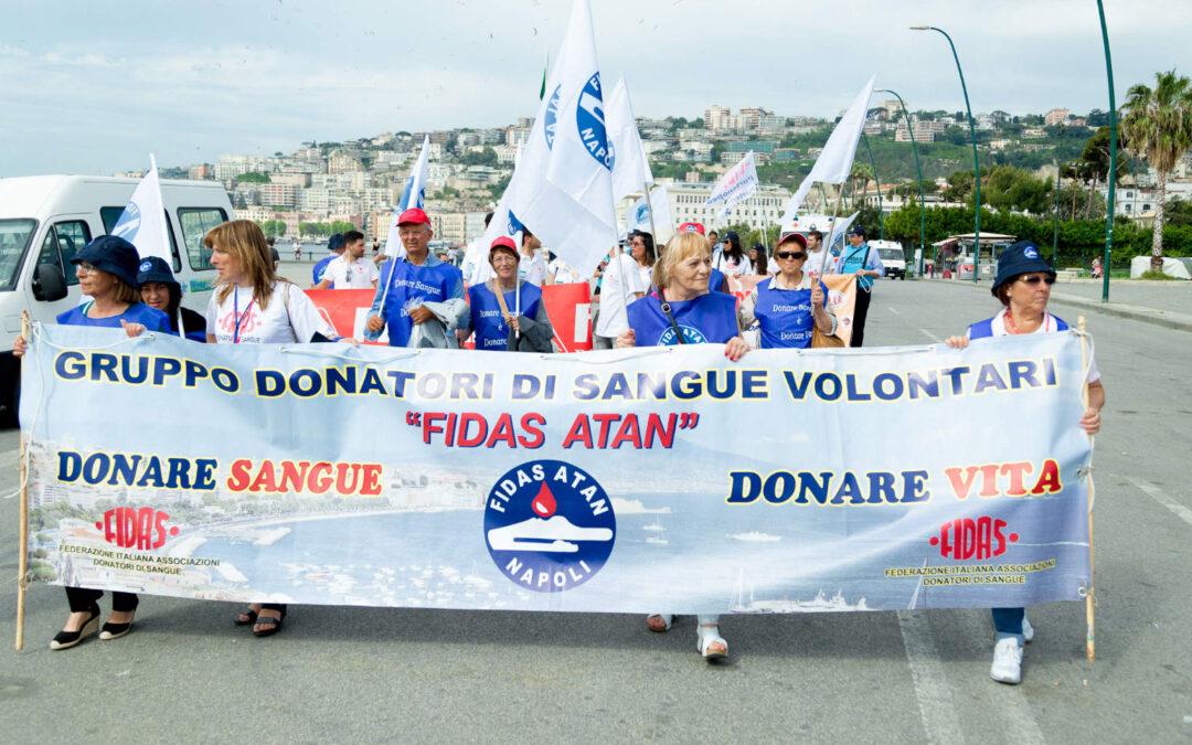 """Ciro Caserta (Fidas Atan): """"Il bracciale AIDme un regalo per i donatori di sangue"""""""