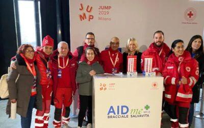Croce Rossa Italiana sceglie il bracciale salvavita ideato da Audens
