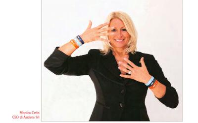 Su Health Italia Online l'intervista a Monica Cerin, ideatrice di AIDme e CEO di Audens Srl
