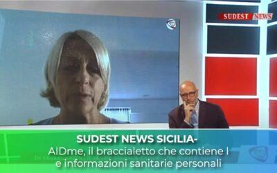 SUDEST NEWS SICILIA – AIDme, il braccialetto che contiene l e informazioni sanitarie personali