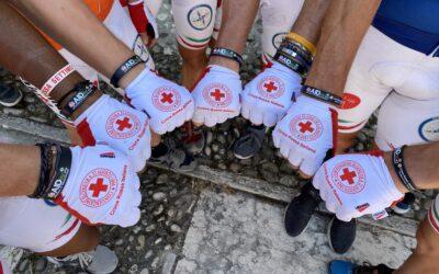 """AIDme con """"Croce Rossa in bici"""": """"Pedaliamo per portare speranza e solidarietà"""""""