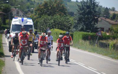 """AIDme al polso dei ciclisti di """"Croce Rossa in Bici"""""""